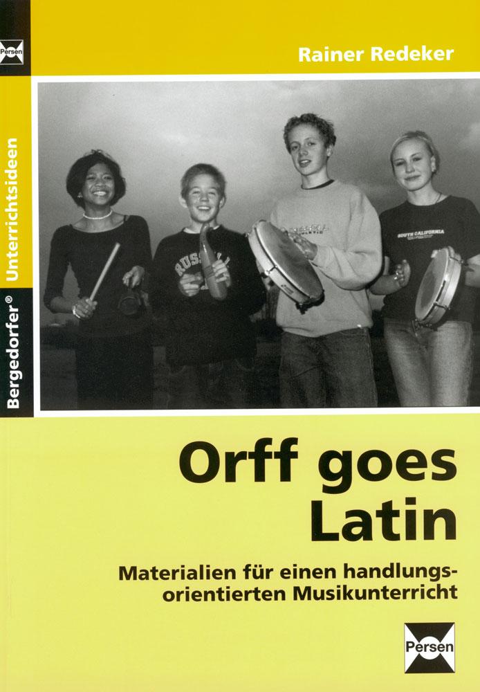 Orff-goes-Latin-Buch