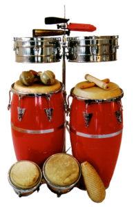 Salsa-Percussion